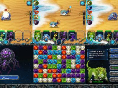 Runemals, batallas de mascotas coleccionables a medio camino entre Pokemon y Candy Crush