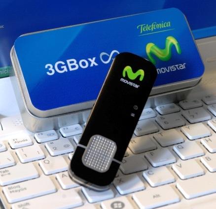 """Telefónica ofrecerá almacenamiento """"ilimitado"""" online con su nuevo modem 3G USB"""