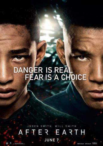 El nuevo póster de After Earth