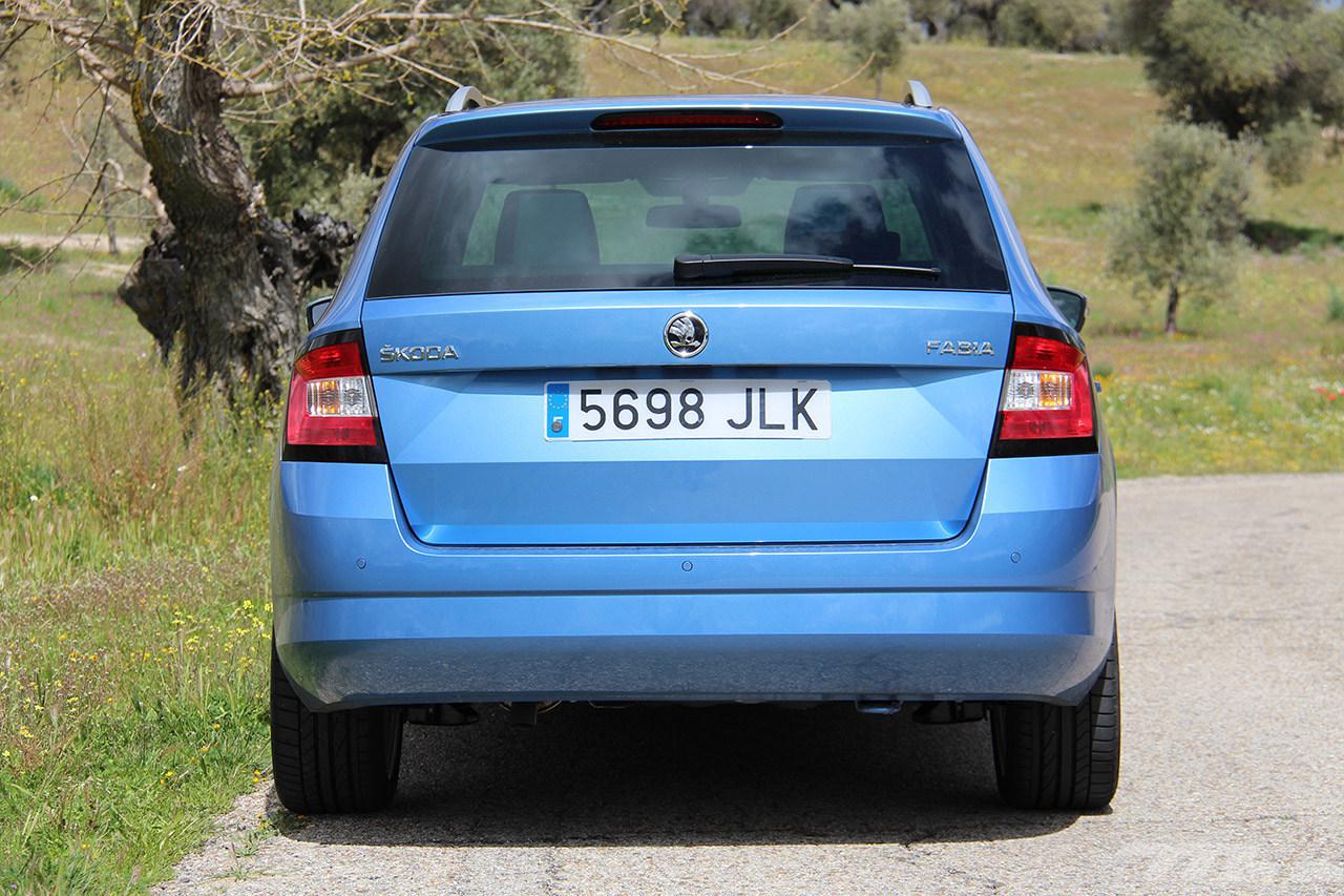 Foto de Škoda Fabia Combi (14/29)