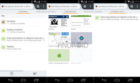 Firefox 26 para Android