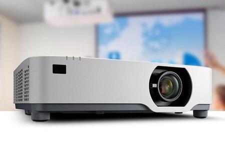 NEC quiere que el ruido no sea una molestia con sus dos nuevos proyectores láser: NEC P525WL y NEC P525UL