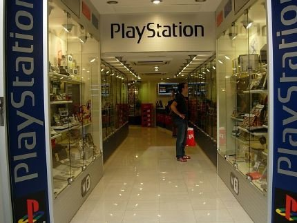 PlayStation Center de Barcelona en imágenes