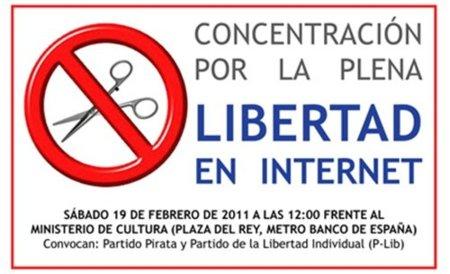 Los Verdes se unen a la concentración de este sábado en el Ministerio de Cultura