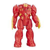 Por sólo 13,33 euros tenemos la figura de 30 cm  Hulkbuster de Los Vengadores en Amazon