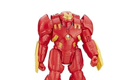 Comprar la figura Hulkbuster de Los Vengadores al mejor