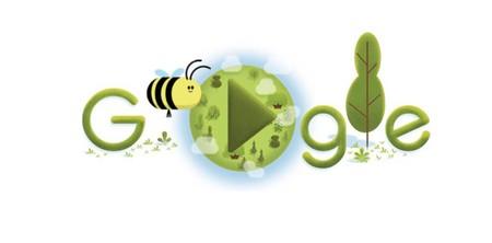 Juega al Google Doodle del Día de la Tierra en tu móvil sin necesidad de instalar nada