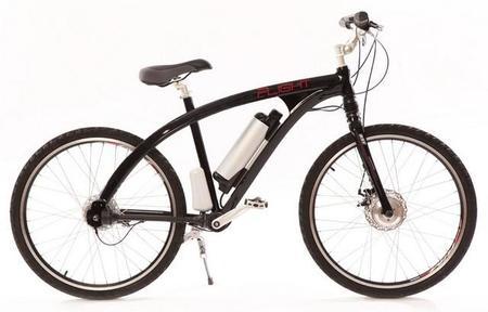 Flight Bike EMB 26-T, bicicleta eléctrica con transmisión cardan