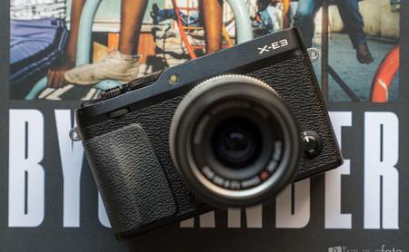 Fujifilm X-E3, análisis: nueva generación muy mejorada y tremendamente competitiva