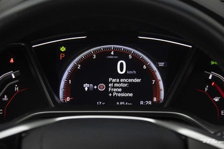 Honda Civic Coupe prueba de manejo, reseña, opiniones México 12