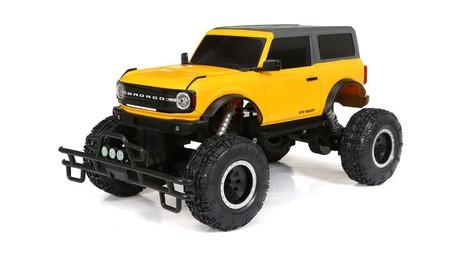 Si no quieres esperar a 2022 para recibir tu Ford Bronco, puedes adquirir este modelo de radiocontrol