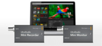 UltraStudio Mini Recorder y Mini Monitor, nuevas soluciones de vídeo de BlackMagic Design