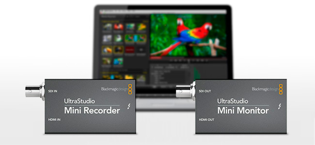 UltraStudio Blackmagic design