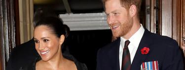 Kate Middleton (con diadema de Zara) y Meghan Markle: duelo de estilo en el Festival del Recuerdo 2019