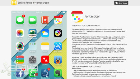 Homescreen Ios 2