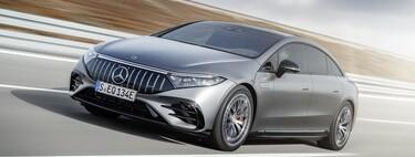 El Mercedes-AMG EQS 53 es el primer AMG eléctrico: un supersedán de hasta 761 hp