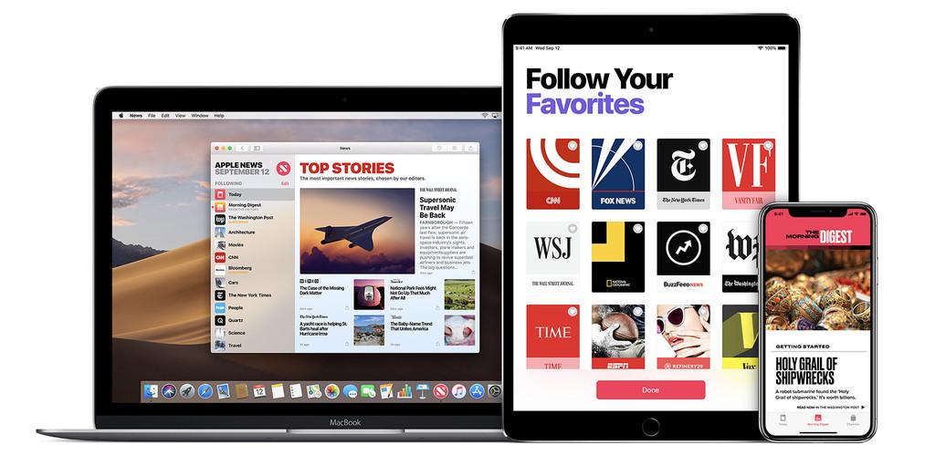 Apple quiere el 50% de los ingresos por suscripción a su próximo servicio de noticias ante el enfado de las editoriales, según WSJ