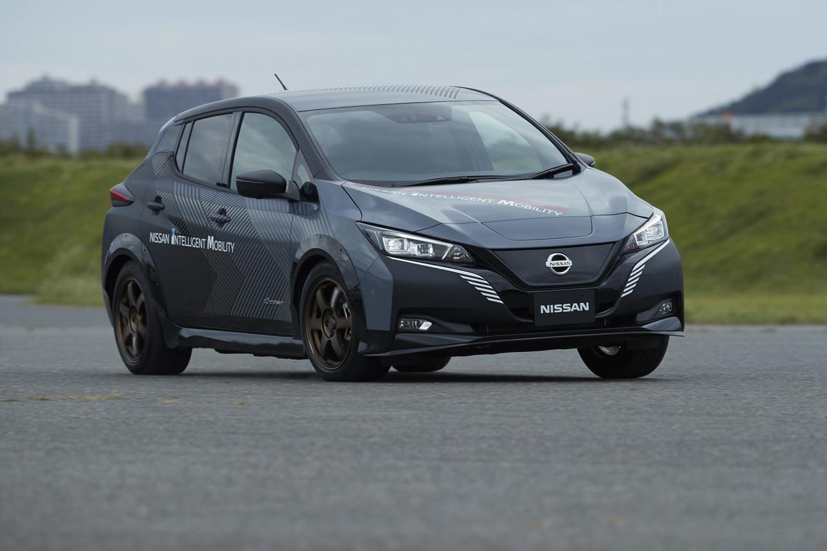 Foto de Nissan LEAF (1/11)
