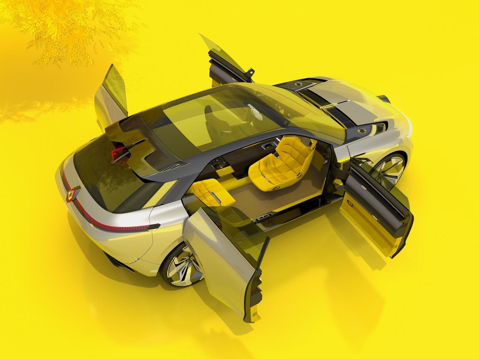Foto de Renault Morphoz concept (4/8)