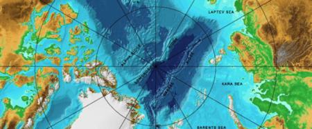 Explorar el Ártico sobre una placa de hielo, así trabaja Kristoffersen