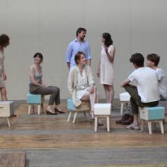 Foto 1 de 4 de la galería cajones-convertidos-en-asientos en Decoesfera