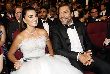 Penelope Cruz Y Javier Bardem Emmys 2018