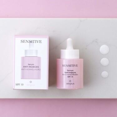 Las pieles sensibles cuentan con un nuevo aliado low cost en Mercadona: el sérum Anti-rojeces Sensitive Deliplus