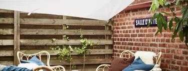 Toldos, cenadores o mosquiteras; en Ikea tienes las mejores soluciones para proteger tu terraza del sol y de los mosquitos este verano
