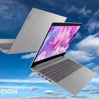 Este portátil de gama media con 16 GB de RAM es un chollo en los PC Days de PcComponentes: Lenovo IdeaPad 3 15ITL6 por 499 euros