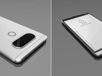 Este es el aspecto del LG V20: un rival directo para el Note 7