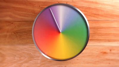 The Present, el reloj que reinterpreta el paso del tiempo