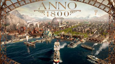 Anno 1800 habilitará una beta abierta unos días antes de su lanzamiento en abril