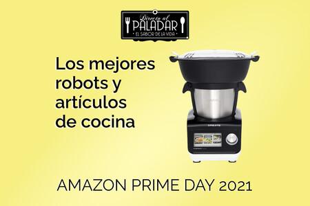Amazon Prime Day 2021: las mejores ofertas (actualizadas) en robots y artículos de cocina