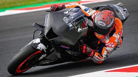 Marquez Misano Motogp 2021