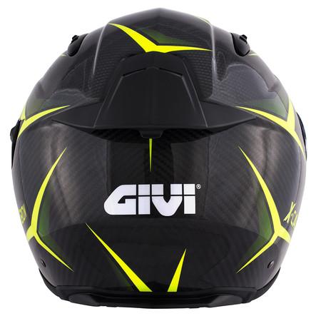 GIVI 40.5 X-Carbon y X-Fiber