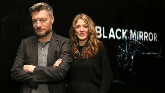 Charlie Brooker Annabel Jones Black Mirror