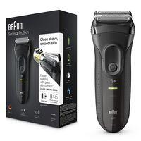 Oferta del día en Amazon: afeitadora Braun Series 3 ProSkin 3020s rebajada a 49,99 euros hasta medianoche