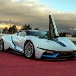 De la Fórmula E a la carretera: presentado el superdeportivo de Campos Racing y BAIC BJEV