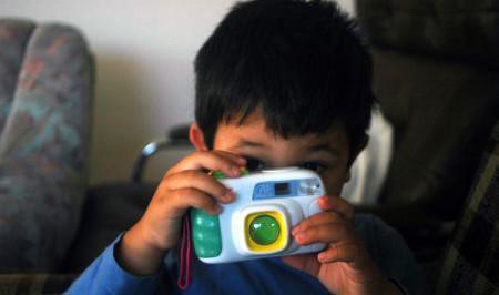 ¿Buscas cámara compacta para un niño? Algunas cuestiones previas