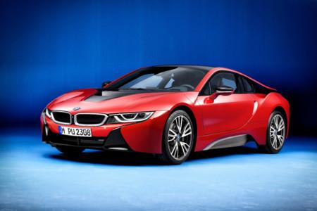 BMW i8 Protonic Red Edition, un toque de fuego para el híbrido favorito de BMW