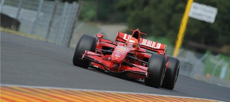 Schumacher Mugello F1