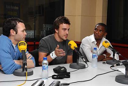 Alonso ve al Barça Campeón de Liga