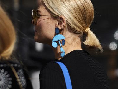 Geométricos y XXL: este invierno colgarán de tus orejas los pendientes más alucinantes