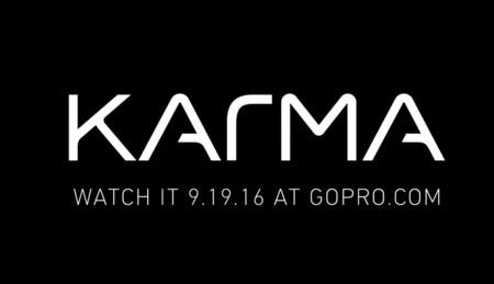 Karma, el esperado primer drone de GoPro, ya tiene fecha de lanzamiento: 19 de septiembre