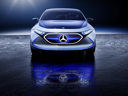 Mercedes Eqa Concept 1