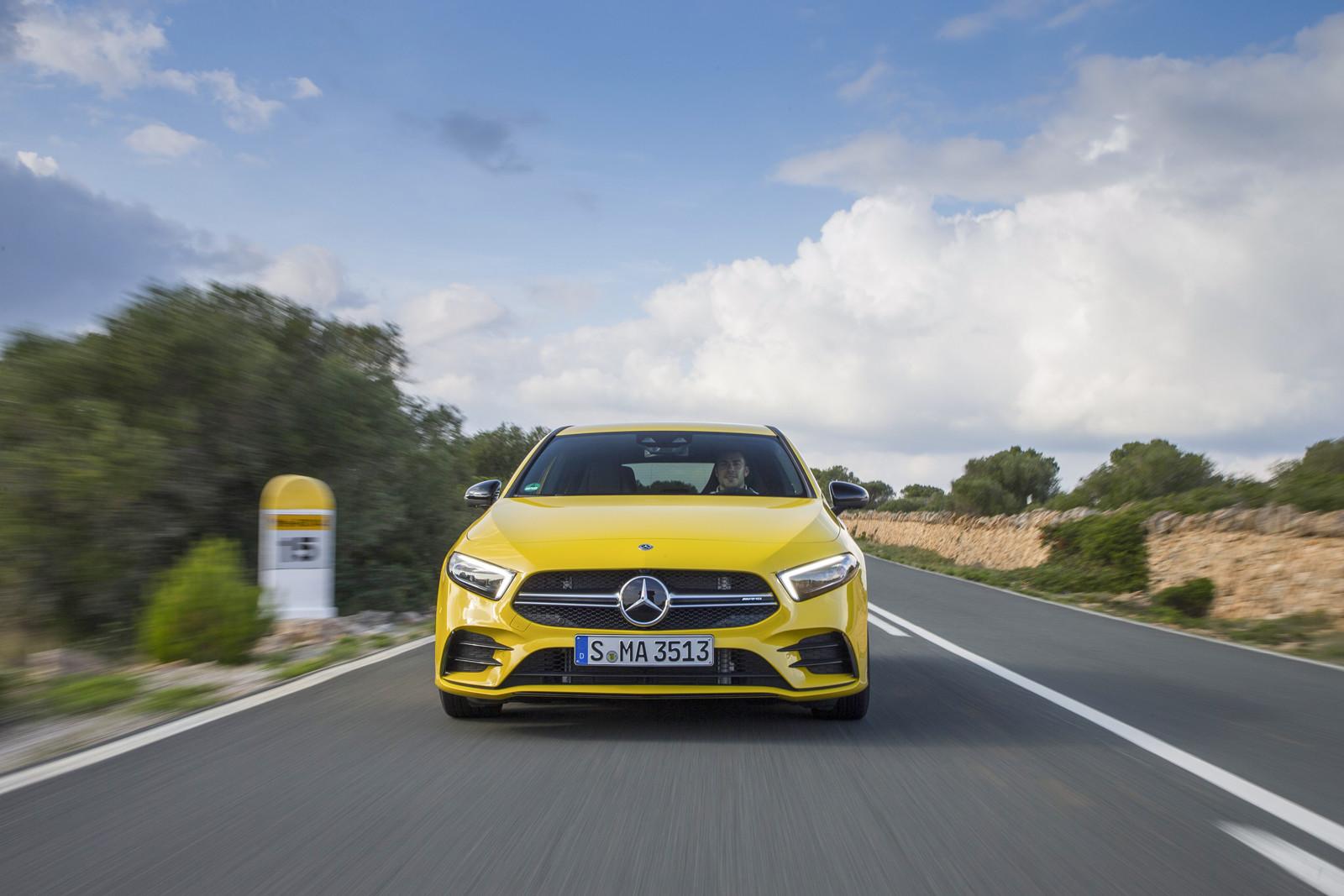Foto de Mercedes-AMG A35 (presentación) (8/122)