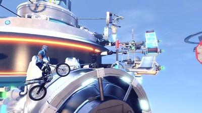 Trials Fusion: Empire of the Sky alza el vuelo sin hacer demasiado ruido