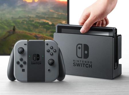 Nintendo Switch, así es la nueva consola de Nintendo: doméstica, portátil ¡y con cartuchos!