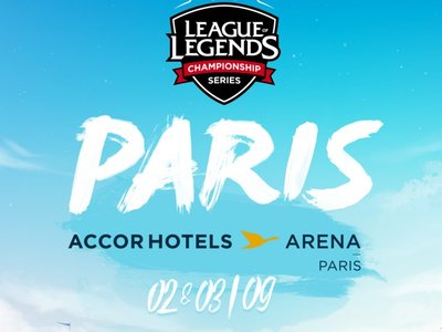 París acogerá las finales de la EU LCS de League of Legends