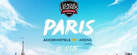 París acogerá las finales de la EU LCS de League of Legends